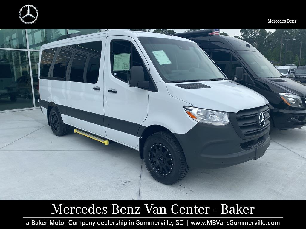 2020 Mercedes-Benz Sprinter 1500 Standard Roof 4x2, Passenger Van #MV0148 - photo 1