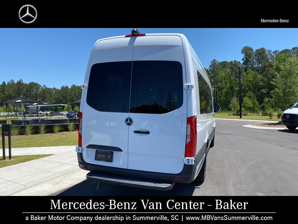 2020 Mercedes-Benz Sprinter 3500 High Roof 4x2, Empty Cargo Van #MV0149 - photo 1