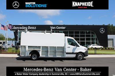 2020 Mercedes-Benz Sprinter 4500 DRW 4x2, Knapheide KUV Service Utility Van #MV0160 - photo 7