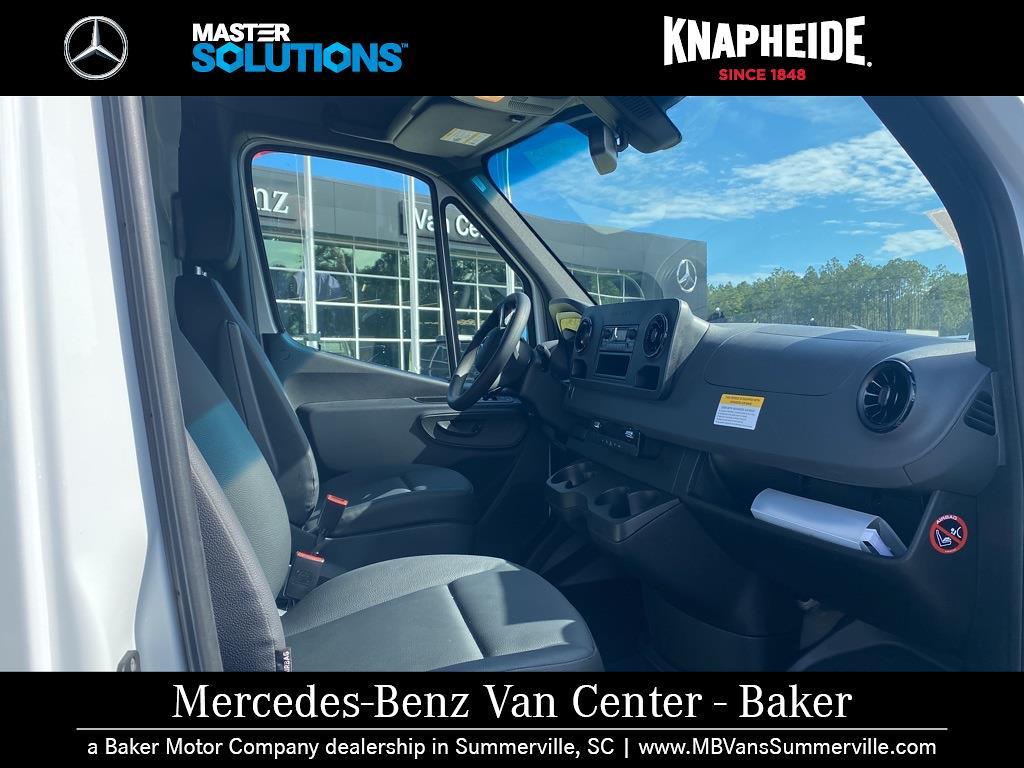 2021 Mercedes-Benz Sprinter 1500 4x2, Knapheide Upfitted Cargo Van #MV0163 - photo 13
