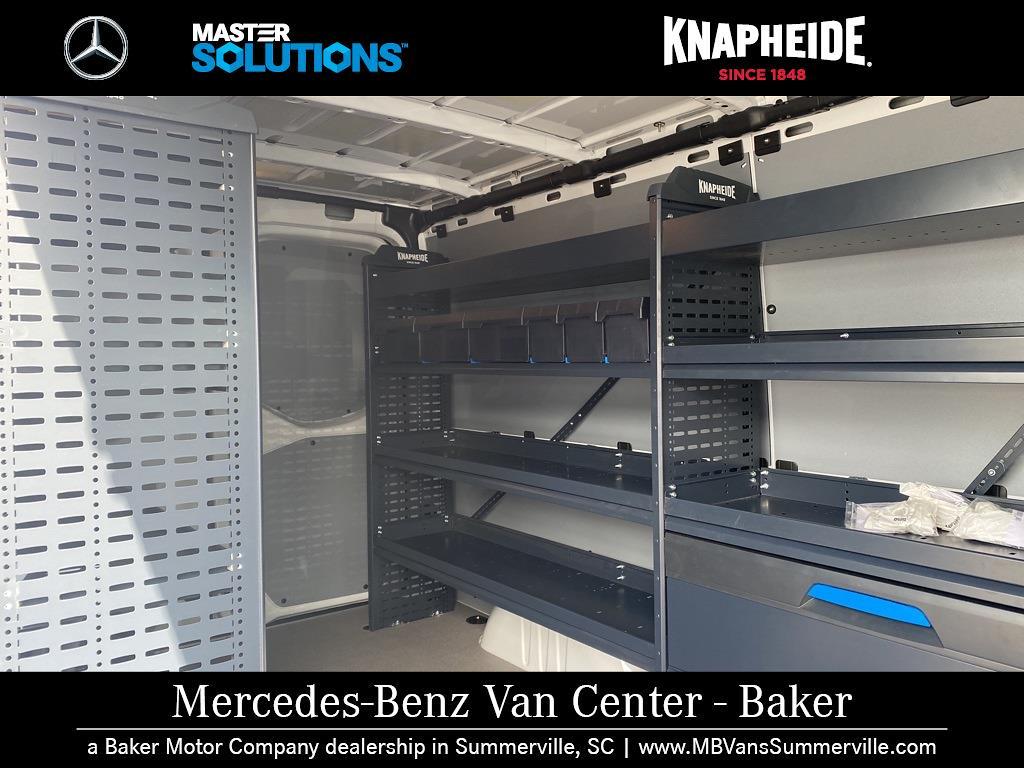2021 Mercedes-Benz Sprinter 1500 4x2, Knapheide Upfitted Cargo Van #MV0163 - photo 4