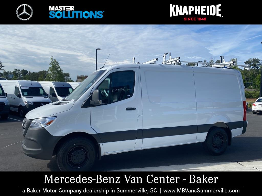 2021 Mercedes-Benz Sprinter 1500 4x2, Knapheide Upfitted Cargo Van #MV0163 - photo 9