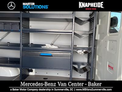 2021 Mercedes-Benz Sprinter 1500 4x2, Knapheide Upfitted Cargo Van #MV0163 - photo 2