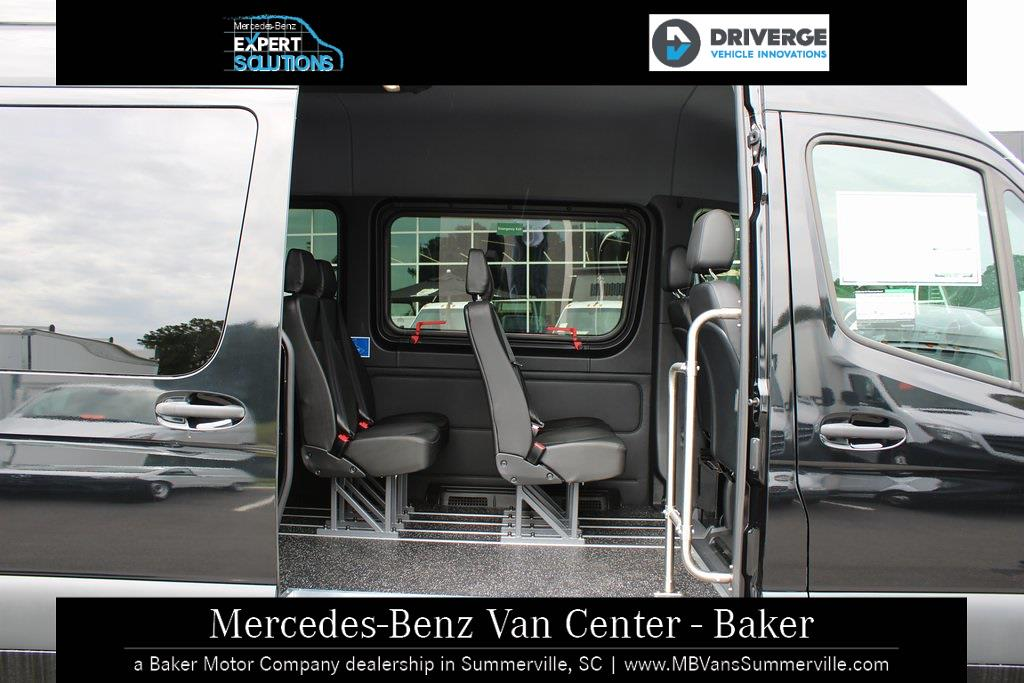 2020 Sprinter 3500 High Roof 4x2,  Driverge Passenger Wagon #MV0166 - photo 6