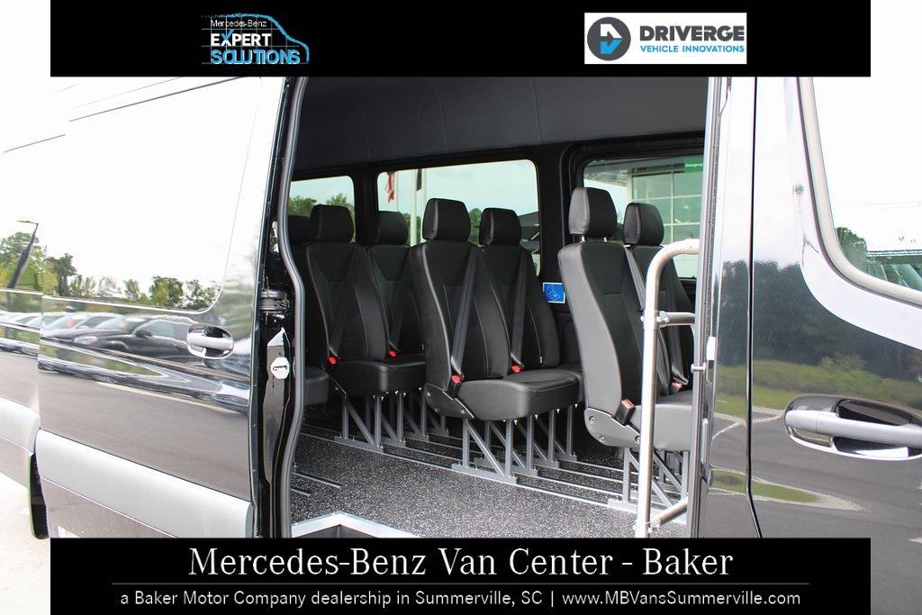 2020 Sprinter 3500 High Roof 4x2,  Driverge Passenger Wagon #MV0166 - photo 8