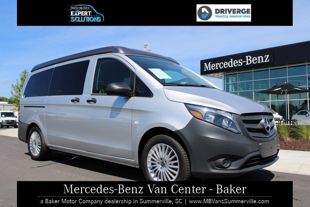 2020 Mercedes-Benz Metris 4x2, Driverge Other/Specialty #MV0172 - photo 5