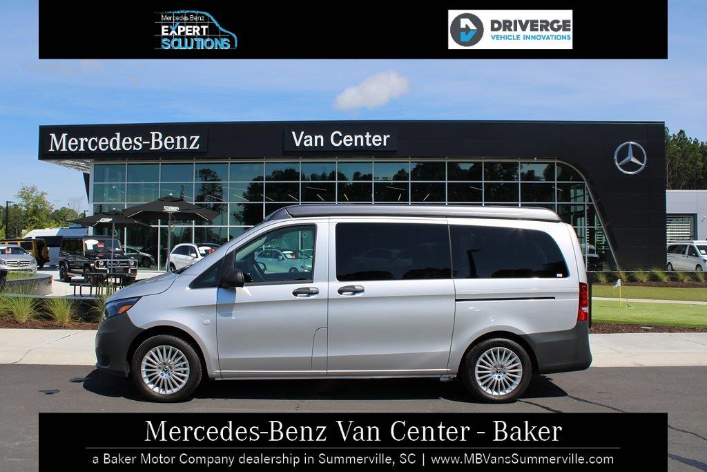 2020 Mercedes-Benz Metris 4x2, Driverge Other/Specialty #MV0172 - photo 19