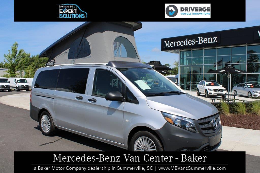 2020 Mercedes-Benz Metris 4x2, Driverge Other/Specialty #MV0172 - photo 6