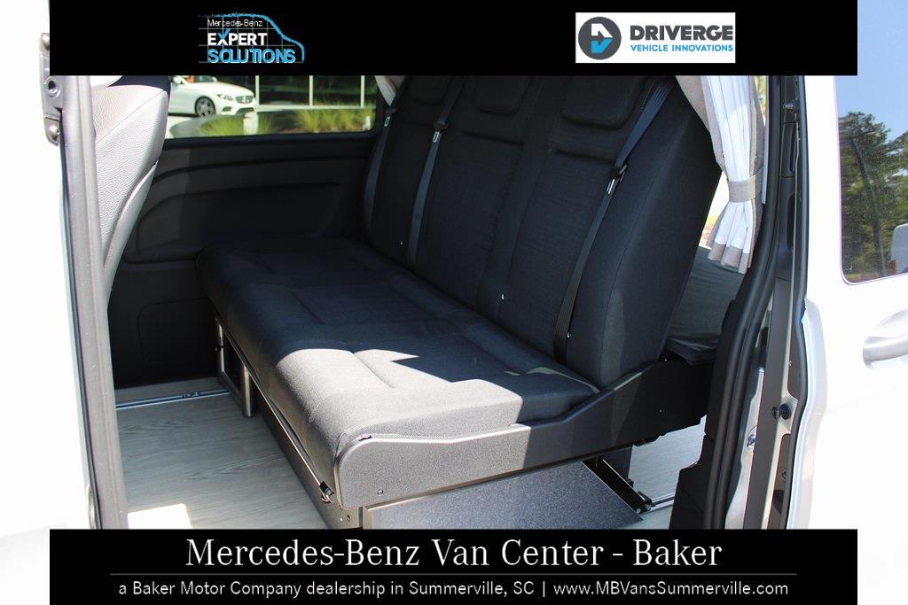 2020 Mercedes-Benz Metris 4x2, Driverge Other/Specialty #MV0172 - photo 21