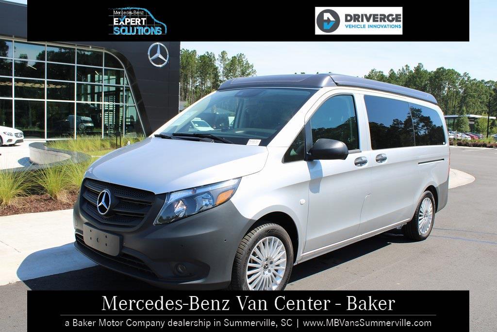 2020 Mercedes-Benz Metris 4x2, Driverge Other/Specialty #MV0172 - photo 23
