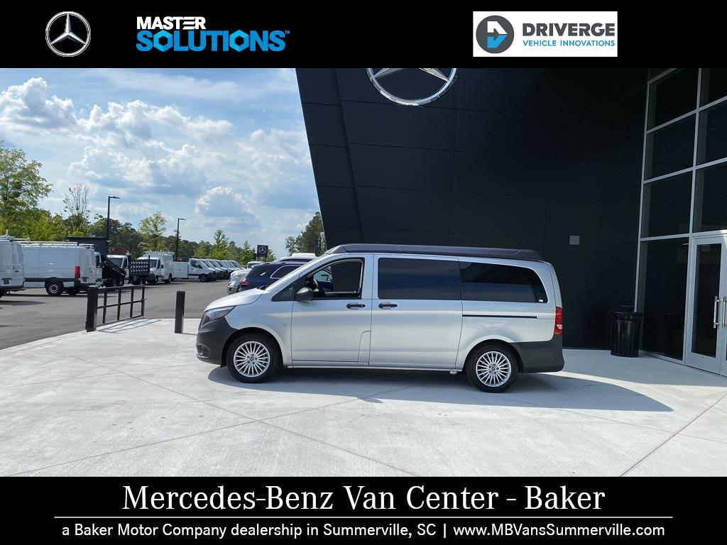 2020 Mercedes-Benz Metris 4x2, Driverge Other/Specialty #MV0172 - photo 39