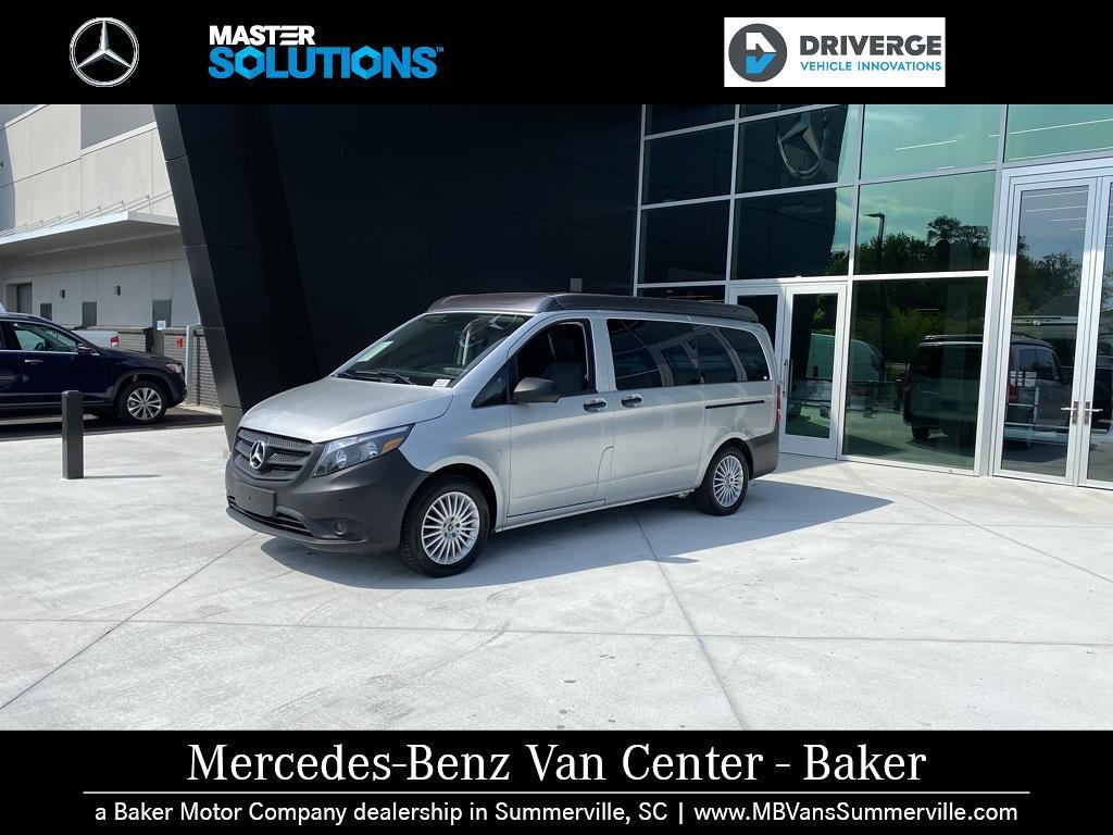 2020 Mercedes-Benz Metris 4x2, Driverge Other/Specialty #MV0172 - photo 40