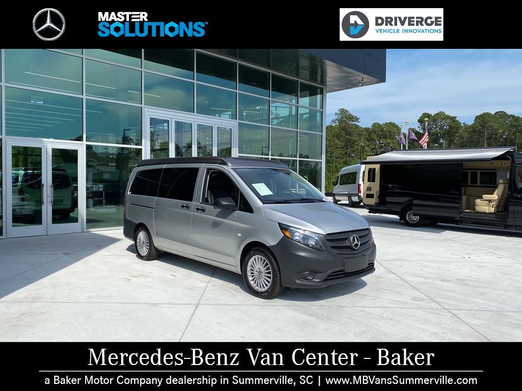 2020 Mercedes-Benz Metris 4x2, Driverge Other/Specialty #MV0172 - photo 42