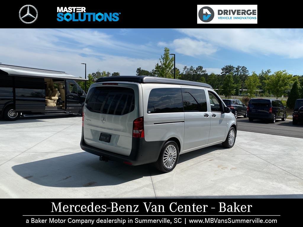 2020 Mercedes-Benz Metris 4x2, Driverge Other/Specialty #MV0172 - photo 37