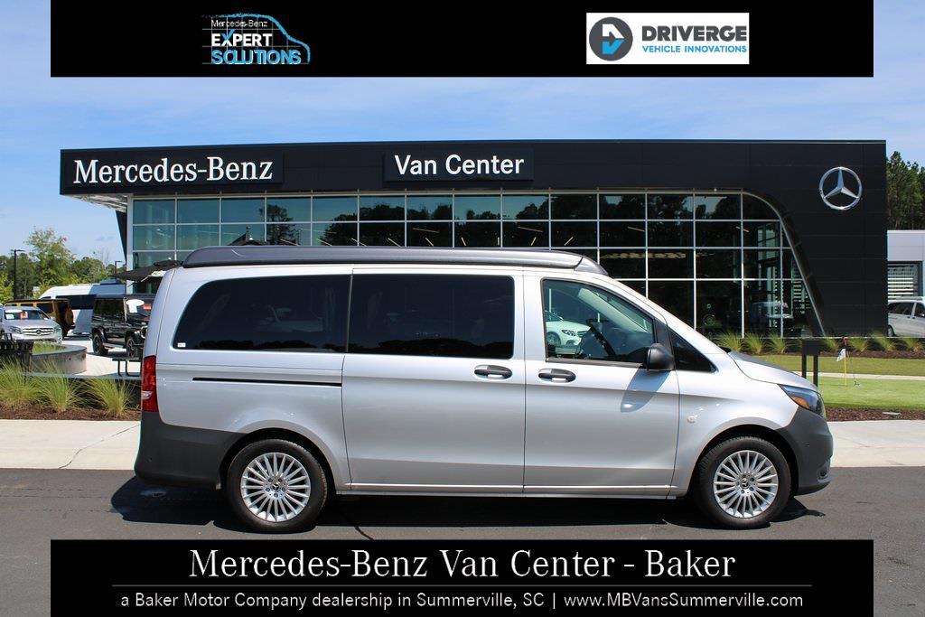 2020 Mercedes-Benz Metris 4x2, Driverge Other/Specialty #MV0172 - photo 9