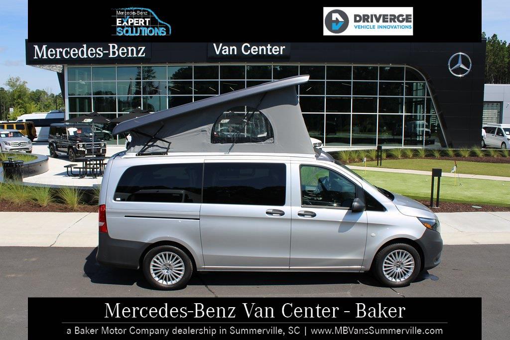 2020 Mercedes-Benz Metris 4x2, Driverge Other/Specialty #MV0172 - photo 10