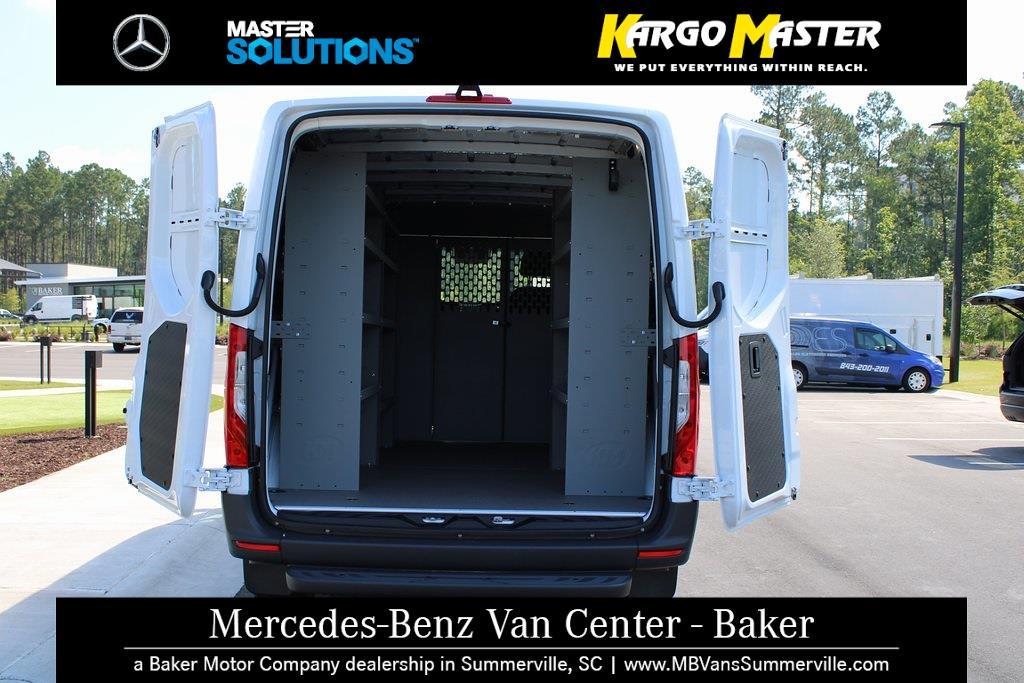 2021 Mercedes-Benz Sprinter 2500 4x2, Kargo Master Upfitted Cargo Van #MV0178 - photo 1