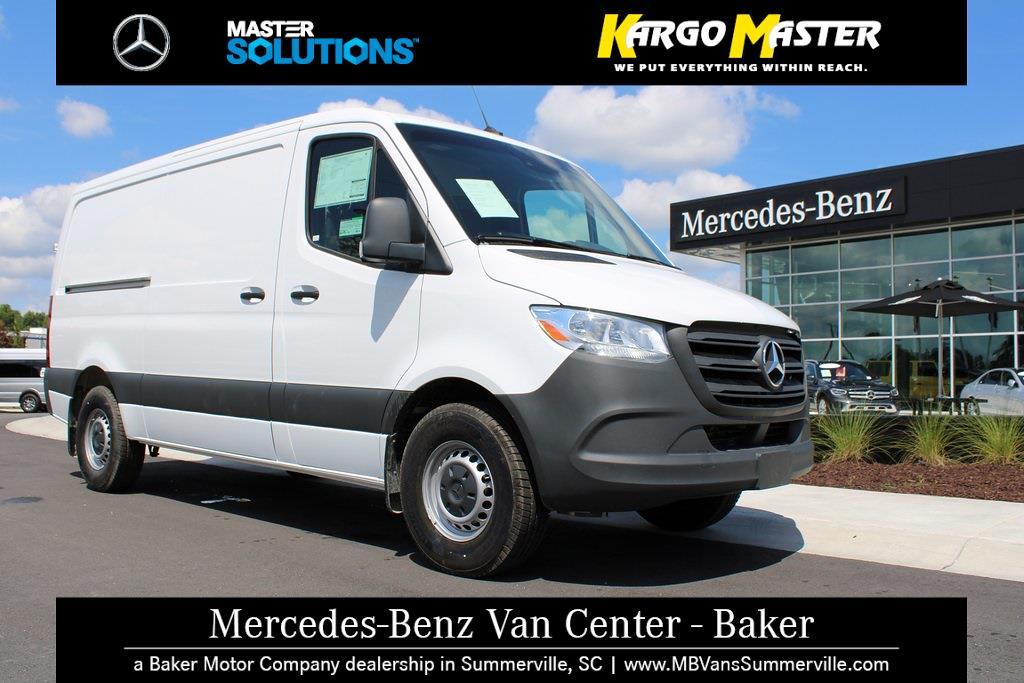 2021 Mercedes-Benz Sprinter 2500 4x2, Kargo Master Upfitted Cargo Van #MV0179 - photo 1