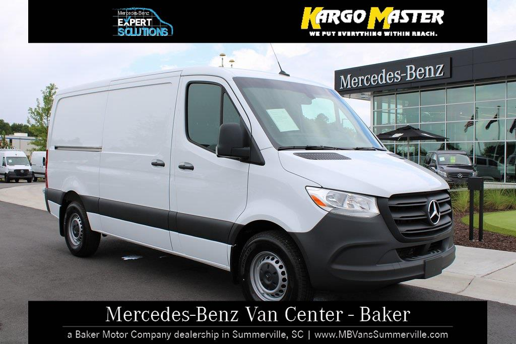 2021 Mercedes-Benz Sprinter 2500 4x2, Kargo Master Upfitted Cargo Van #MV0182 - photo 1