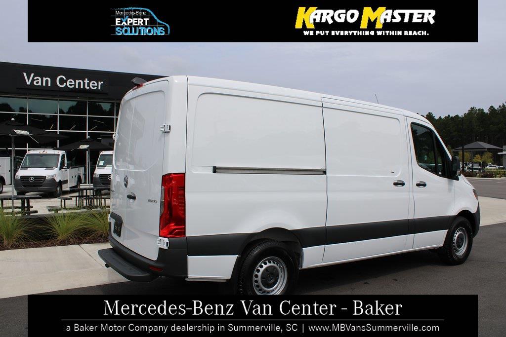 2021 Sprinter 2500 4x2,  Kargo Master Upfitted Cargo Van #MV0185 - photo 14