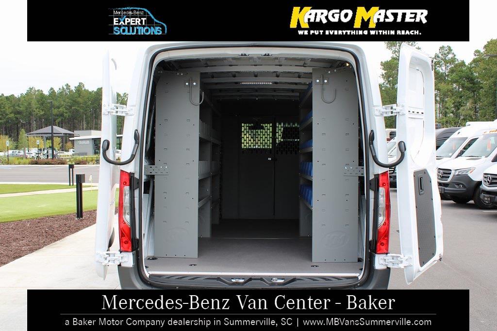 2021 Sprinter 2500 4x2,  Kargo Master Upfitted Cargo Van #MV0185 - photo 19