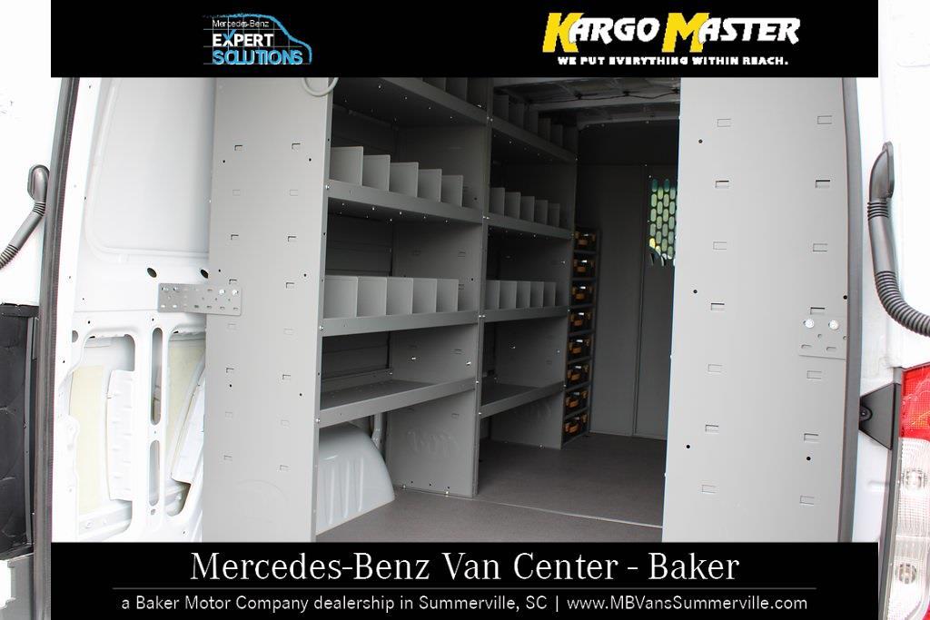 2021 Sprinter 2500 4x2,  Kargo Master Upfitted Cargo Van #MV0185 - photo 32