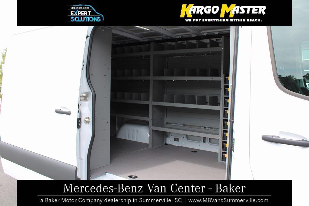 2021 Sprinter 2500 4x2,  Kargo Master Upfitted Cargo Van #MV0185 - photo 7