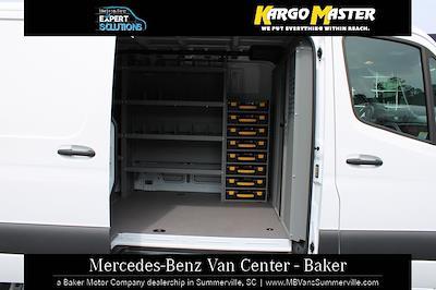 2021 Sprinter 2500 4x2,  Kargo Master Upfitted Cargo Van #MV0185 - photo 5