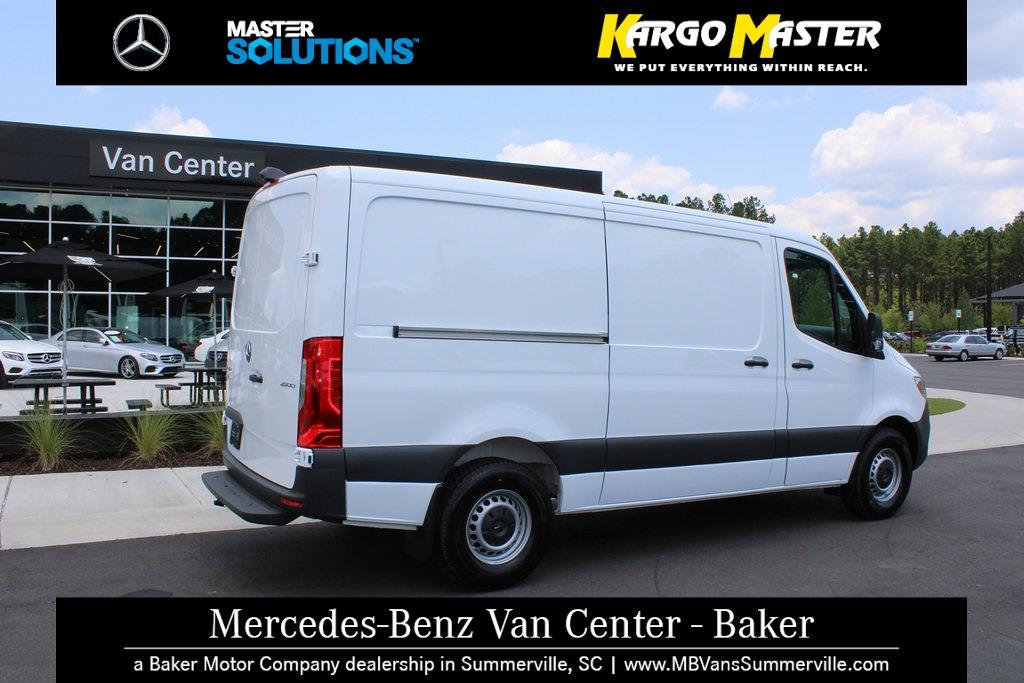 2021 Mercedes-Benz Sprinter 2500 4x2, Kargo Master General Service Upfitted Cargo Van #MV0197 - photo 11