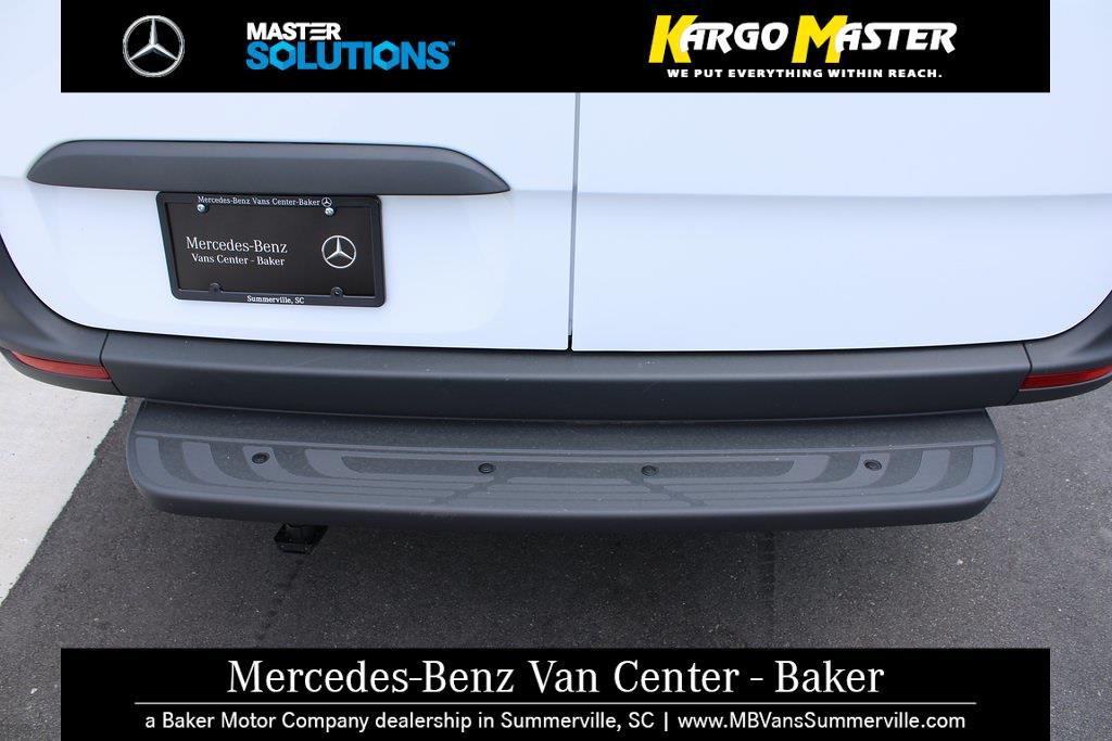 2021 Mercedes-Benz Sprinter 2500 4x2, Kargo Master General Service Upfitted Cargo Van #MV0197 - photo 14