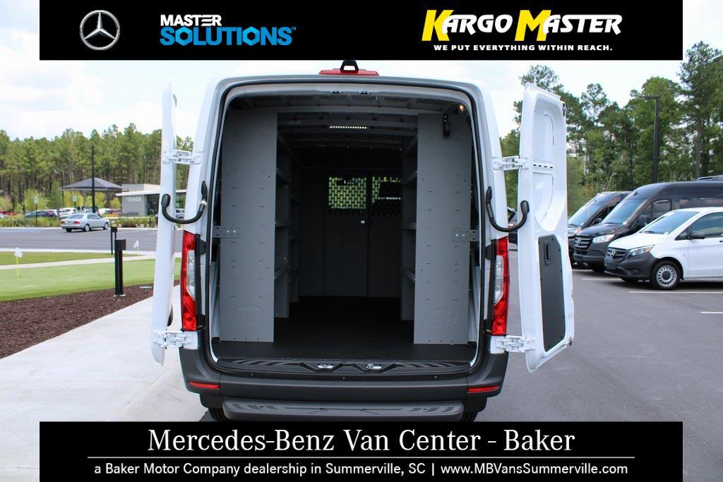 2021 Mercedes-Benz Sprinter 2500 4x2, Kargo Master Upfitted Cargo Van #MV0197 - photo 1