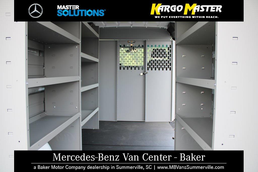 2021 Mercedes-Benz Sprinter 2500 4x2, Kargo Master General Service Upfitted Cargo Van #MV0197 - photo 16