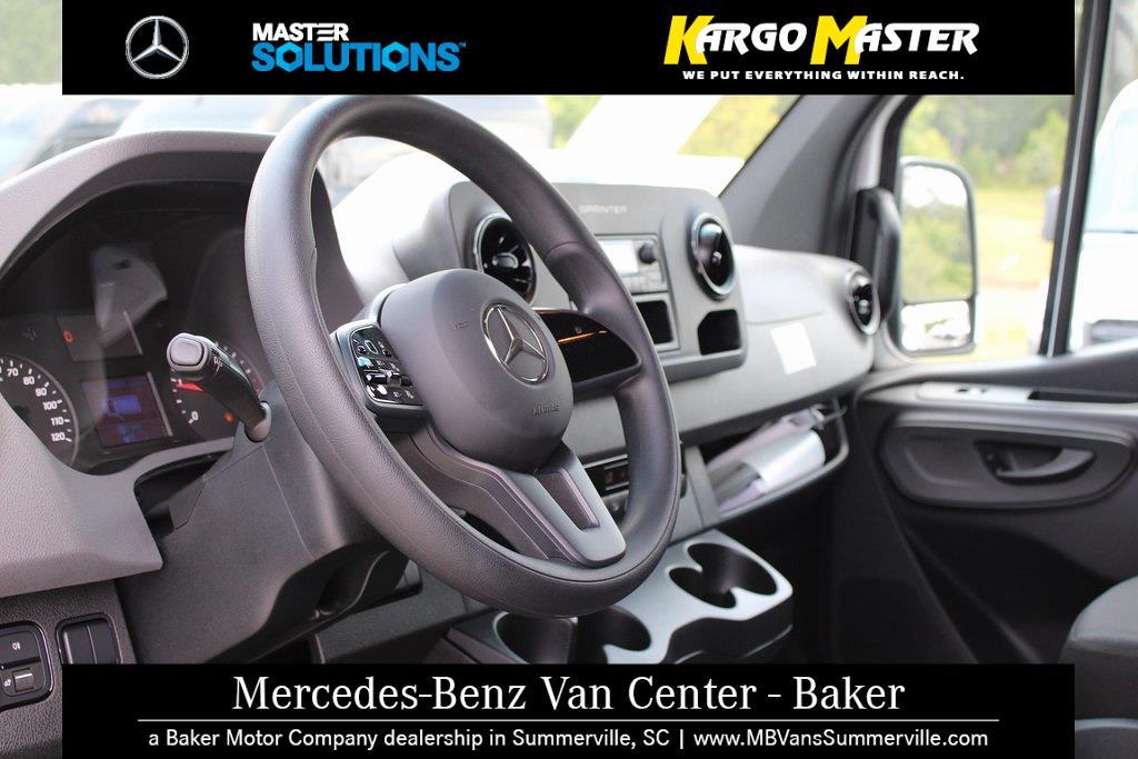 2021 Mercedes-Benz Sprinter 2500 4x2, Kargo Master General Service Upfitted Cargo Van #MV0197 - photo 24