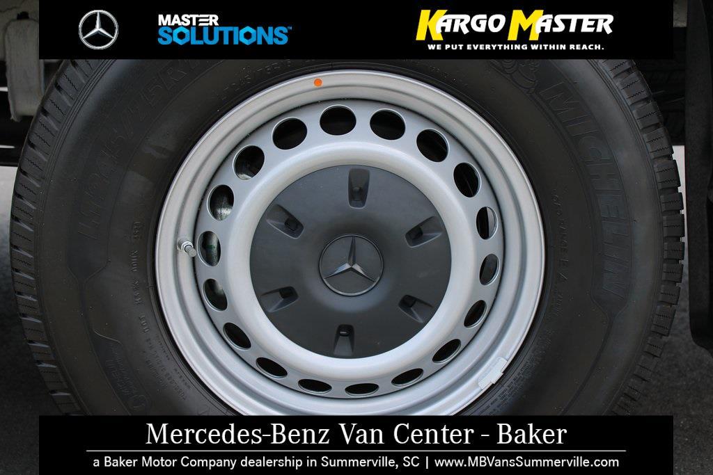 2021 Mercedes-Benz Sprinter 2500 4x2, Kargo Master General Service Upfitted Cargo Van #MV0197 - photo 26
