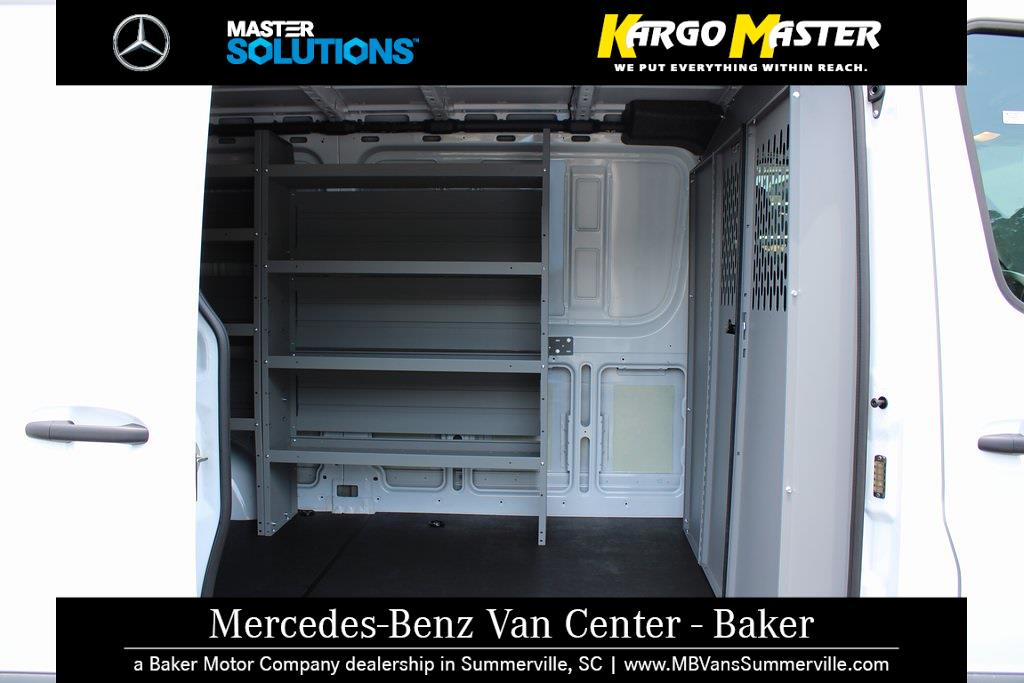 2021 Mercedes-Benz Sprinter 2500 4x2, Kargo Master General Service Upfitted Cargo Van #MV0197 - photo 7