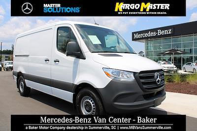 2021 Mercedes-Benz Sprinter 2500 4x2, Kargo Master General Service Upfitted Cargo Van #MV0197 - photo 1