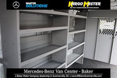 2021 Mercedes-Benz Sprinter 2500 4x2, Kargo Master General Service Upfitted Cargo Van #MV0197 - photo 3