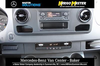 2021 Mercedes-Benz Sprinter 2500 4x2, Kargo Master General Service Upfitted Cargo Van #MV0197 - photo 25