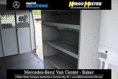 2021 Mercedes-Benz Sprinter 2500 4x2, Kargo Master General Service Upfitted Cargo Van #MV0197 - photo 10