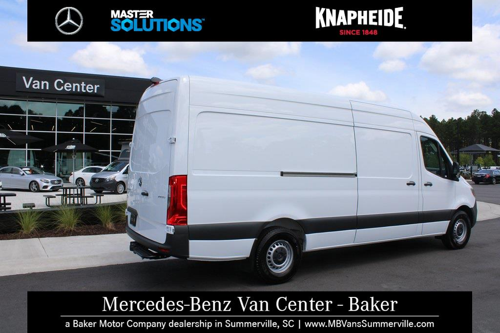 2021 Mercedes-Benz Sprinter 2500 4x2, Knapheide KVE Upfitted Cargo Van #MV0204 - photo 11