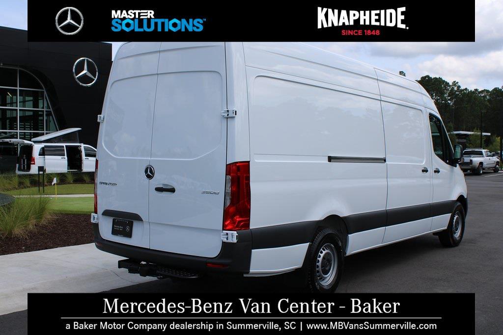 2021 Mercedes-Benz Sprinter 2500 4x2, Knapheide KVE Upfitted Cargo Van #MV0204 - photo 12