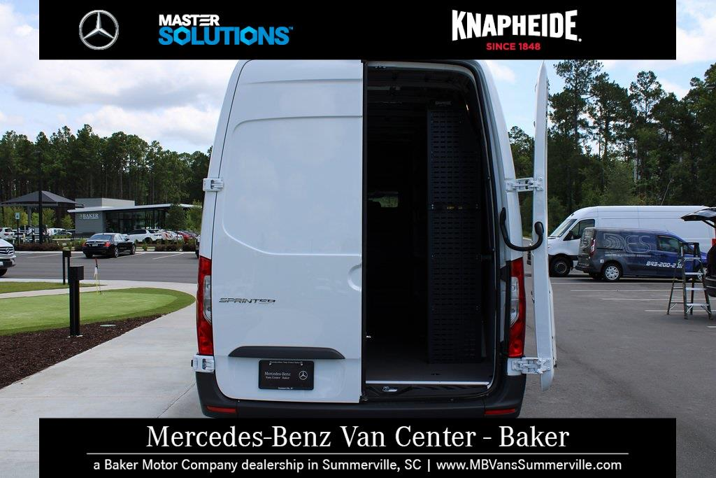 2021 Mercedes-Benz Sprinter 2500 4x2, Knapheide KVE Upfitted Cargo Van #MV0204 - photo 14