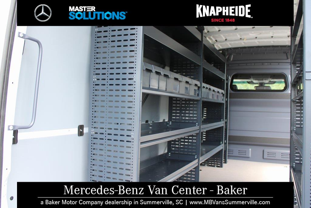 2021 Mercedes-Benz Sprinter 2500 4x2, Knapheide Upfitted Cargo Van #MV0204 - photo 1