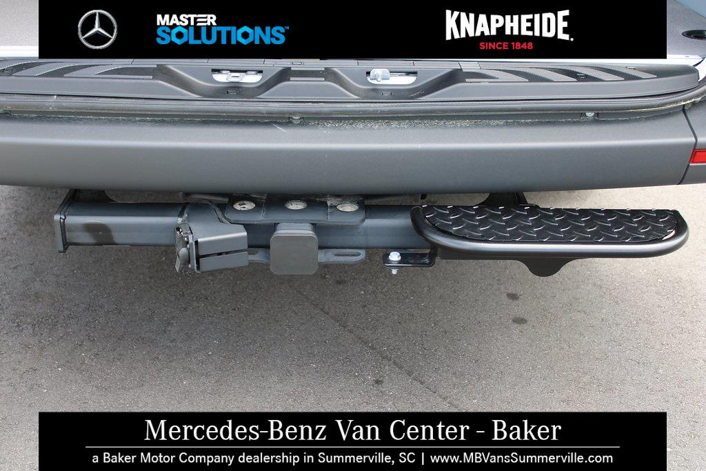 2021 Mercedes-Benz Sprinter 2500 4x2, Knapheide KVE Upfitted Cargo Van #MV0204 - photo 18
