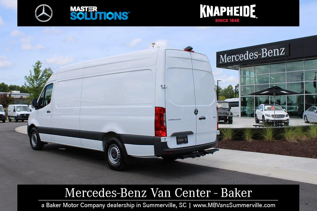 2021 Mercedes-Benz Sprinter 2500 4x2, Knapheide KVE Upfitted Cargo Van #MV0204 - photo 19