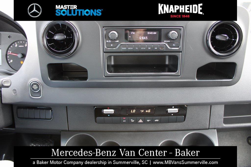 2021 Mercedes-Benz Sprinter 2500 4x2, Knapheide KVE Upfitted Cargo Van #MV0204 - photo 27