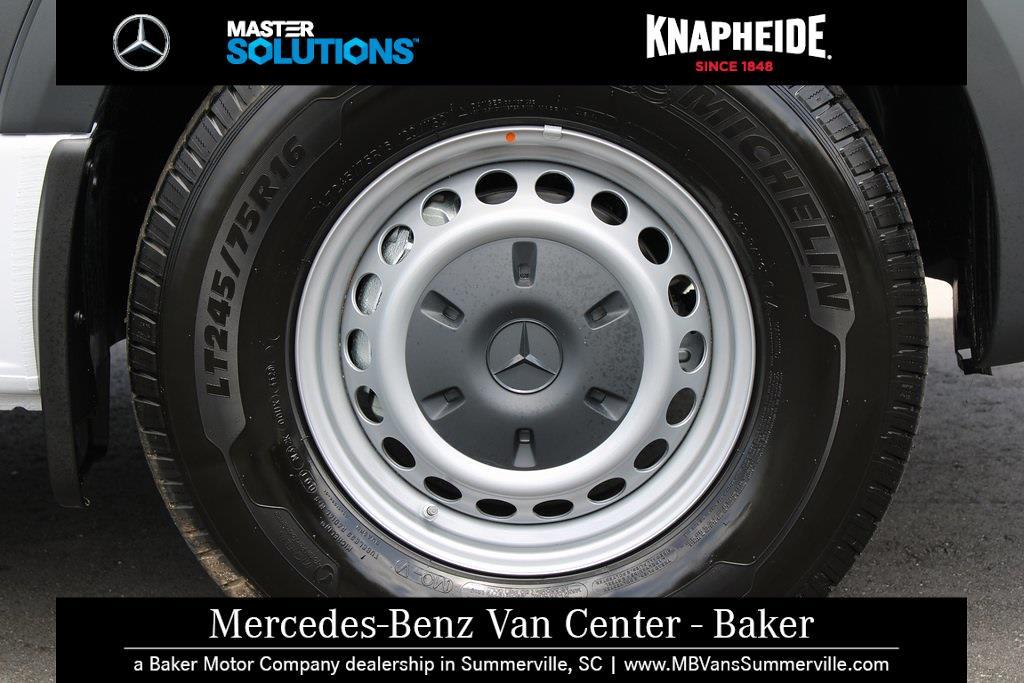 2021 Mercedes-Benz Sprinter 2500 4x2, Knapheide KVE Upfitted Cargo Van #MV0204 - photo 28
