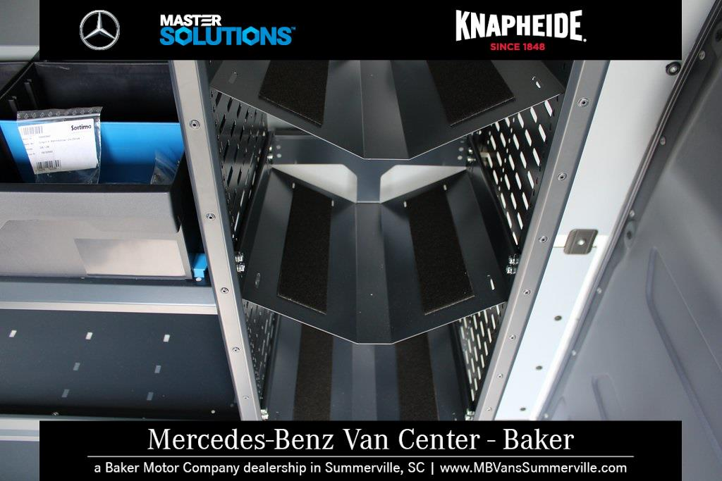 2021 Mercedes-Benz Sprinter 2500 4x2, Knapheide KVE Upfitted Cargo Van #MV0204 - photo 4