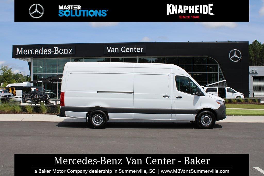 2021 Mercedes-Benz Sprinter 2500 4x2, Knapheide KVE Upfitted Cargo Van #MV0204 - photo 6