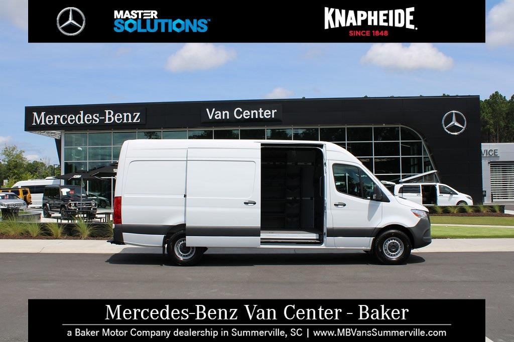 2021 Mercedes-Benz Sprinter 2500 4x2, Knapheide KVE Upfitted Cargo Van #MV0204 - photo 7